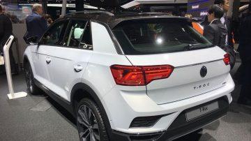 date de commercialisation Volkswagen T ROC 2018