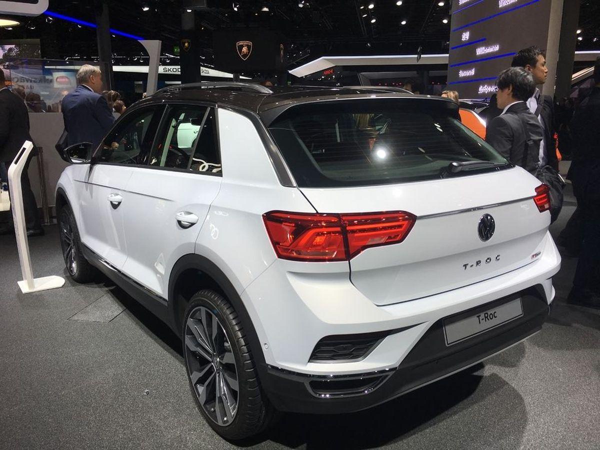 date de commercialisation Volkswagen T-ROC 2018